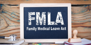Family Medical Leave Act graphic